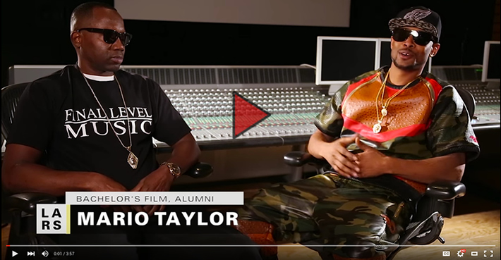 "LA FILM SCHOOL INTERVIEW WITH ""M DOT"" TAYLOR & MANAGER HEN GEE"